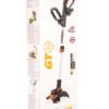 Триммер аккумуляторный WORX WG163E.2