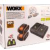 Комплект WORX WA3611