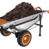Садовая тележка WORX WG050 Aerocart