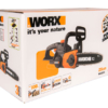 Пила аккумуляторная WORX WG322E