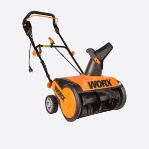 Снегоуборщик WORX WG450E