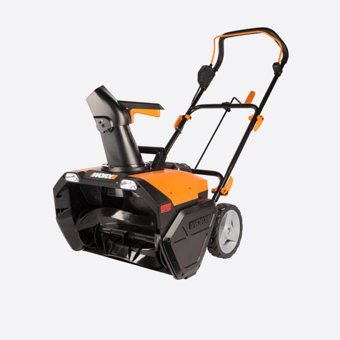Снегоуборщик аккумуляторный WORX WG471E.9