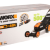 Газонокосилка аккумуляторная WORX WG751E