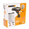 Дрель-шуруповерт аккумуляторная WORX WX101.9