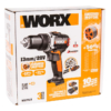 Дрель-шуруповерт аккумуляторная WORX BL WX175.9