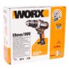 Дрель-шуруповерт аккумуляторная WORX WX183.9