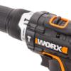 Дрель-шуруповерт ударная аккумуляторная WORX WX367