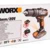 Дрель-шуруповерт ударная аккумуляторная WORX WX371.3