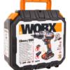 Дрель-шуруповерт ударная аккумуляторная WORX WX372