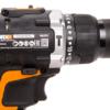 Дрель-шуруповерт ударная аккумуляторная WORX WX373