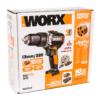 Дрель-шуруповерт ударная аккумуляторная WORX WX373.9