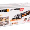 Дисковая пила аккумуляторная WORX SAW WX527