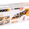 Дисковая пила аккумуляторная WORX SAW WX527.9