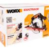 Дисковая пила аккумуляторная WORX WX530.9