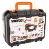 Лобзик аккумуляторный-сабельная пила WORX Axis WX550