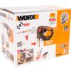 Лобзик аккумуляторный-сабельная пила WORX Axis WX550.1
