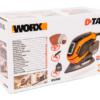 Мультифункциональная шлифовальная машина WORX WX648