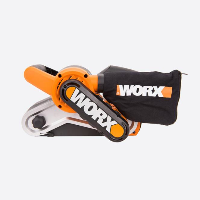 Ленточная шлифмашина WORX WX661.1