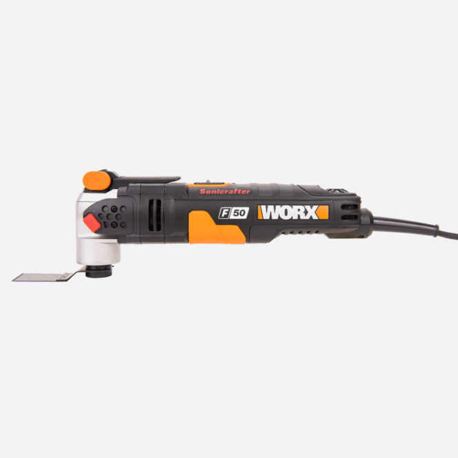 Реноватор WORX WX681 UI Sonicrafter SDS