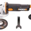 Угловая шлифовальная машина WORX WX711