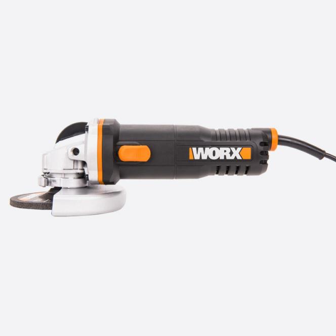 Угловая шлифовальная машина WORX WX712