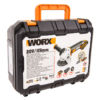 Угловая шлифмашина аккумуляторная WORX WX800