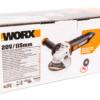 Угловая шлифмашина аккумуляторная WORX WX800.9