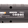 Угловая шлифмашина аккумуляторная WORX WX803.9