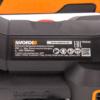 Виброшлифмашина аккумуляторная WORX WX820