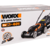 Газонокосилка аккумуляторная WORX WP770E