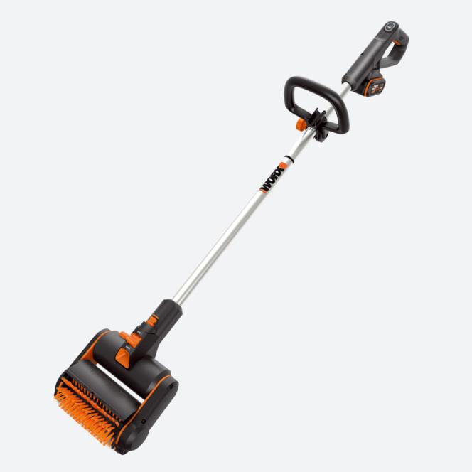 Щетка для чистки дорожек WORX WG441E