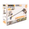 Аккумуляторная мойка высокого давления WORX WG620E