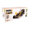 Газонокосилка аккумуляторная WORX WG743E
