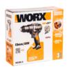 Дрель-шуруповерт аккумуляторная WORX WX102.9