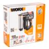 Аккумуляторный Гвозде-скобозабиватель WORX WX840.9