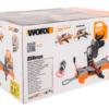 Аккумуляторная торцовочная пила WORX WX845.9